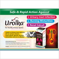 Herbal Healthy Urinary Syrup
