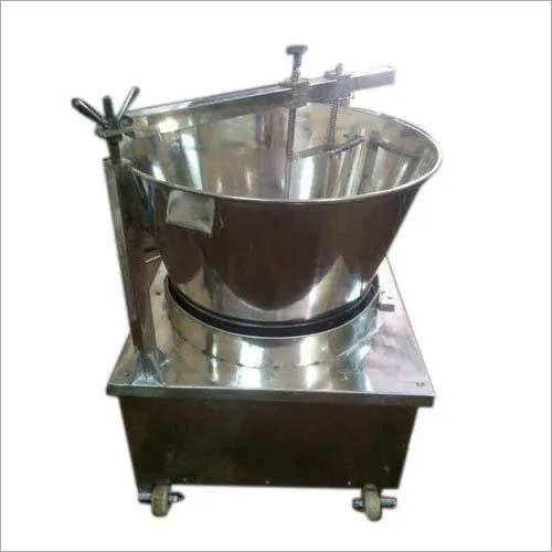 Ghee Vat Making Machine