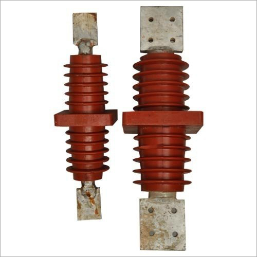 Pin Station Post Disc Type Porcelain Insulators