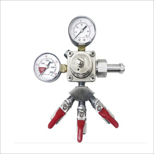 Precision Primary CO2 Regulator'