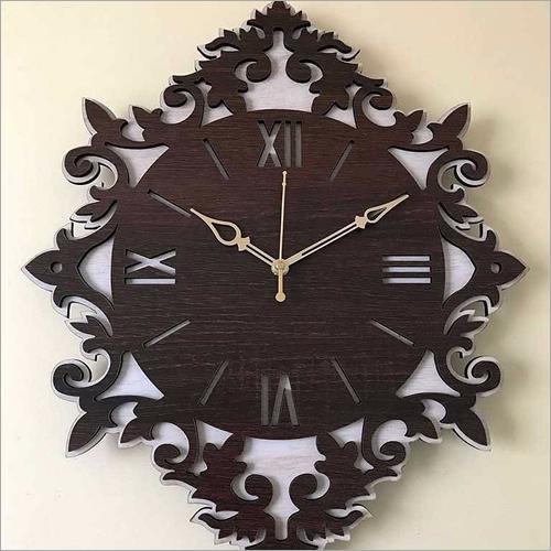 Mdf Wood Clock