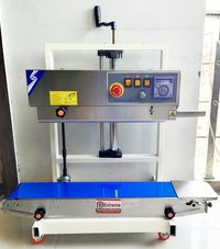 Band Sealer 5 kg  pouch packing ss model
