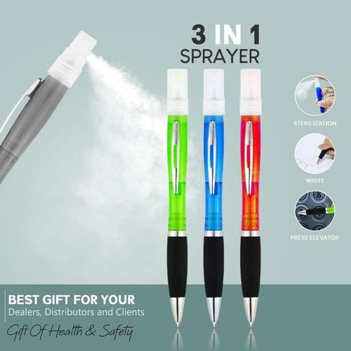 Hand pen spray sanitizer