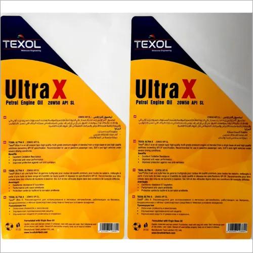 TEXOL ULTRA X SAE 20W50 API SL