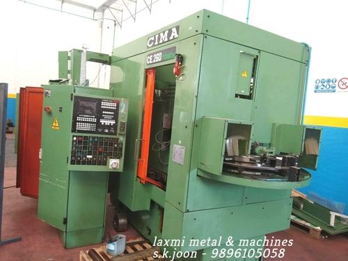 7 AXIS   CNC GEAR HOBBING, CIMA - CE 260.