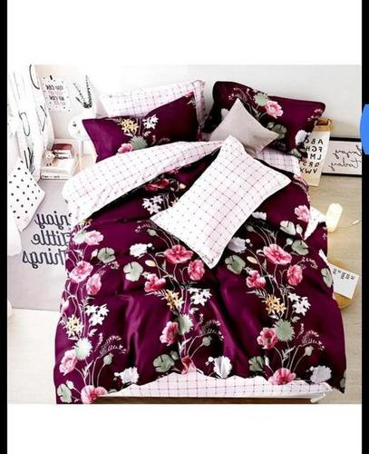Sephora King Size Double Bedsheet (With Fragrance)