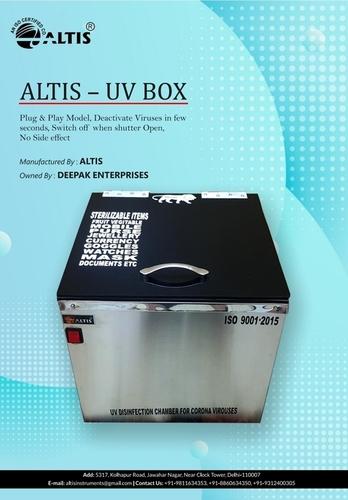 Ultraviolet Sterilization Box