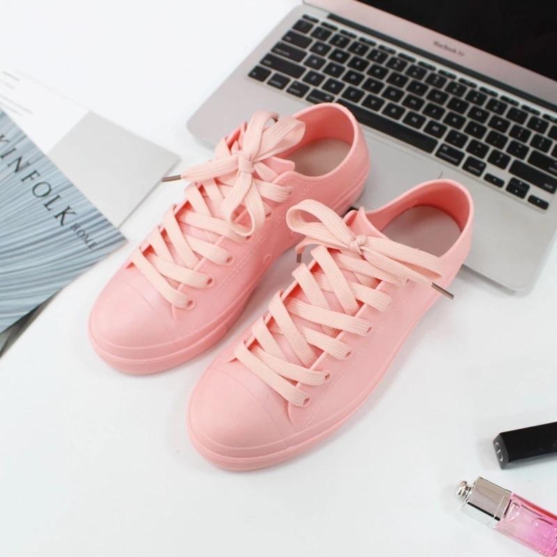 Fashion Waterproof Rain Shoes
