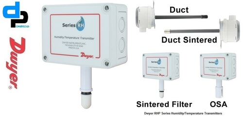 Series RHP Temperature/Humidity Transmitter DWYER
