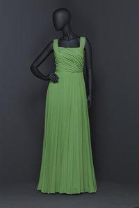 Plain Georgette Fabric
