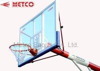 Basketball Pole Fixed