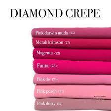 Diamond Crape