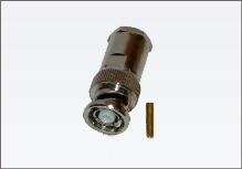 BNC Male Crimp Type RG 58 R-P