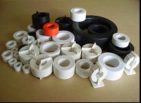 Nanocrystalline alloy cores for common mode chokes