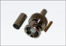 TNC Main Clamp Type RG 58 R-P