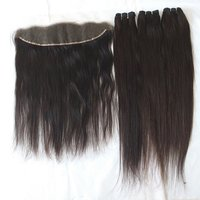 Long Length,black Straight Hair Extension