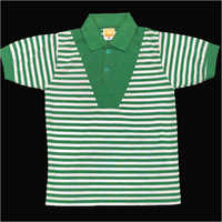 Green Coller T-Shirt