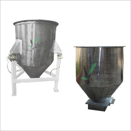 Batch Holding Vessel (Solid Dosing Tank)