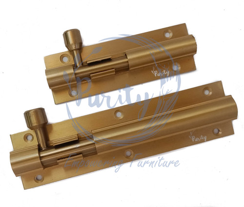 BRASS TOWER BOLT 10MM