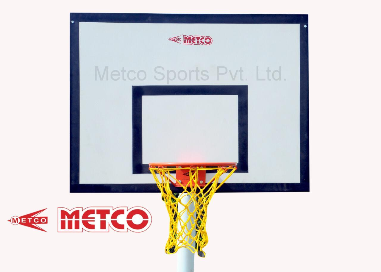 Basketball Pole Movable Practice