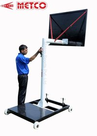Basketball Pole Movable Practice