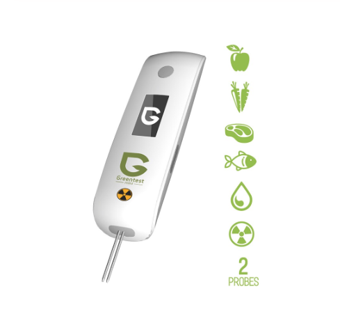 Greentest Mini ECO - Nitrate-Tester, TDS Water Meter, Radiation Detector
