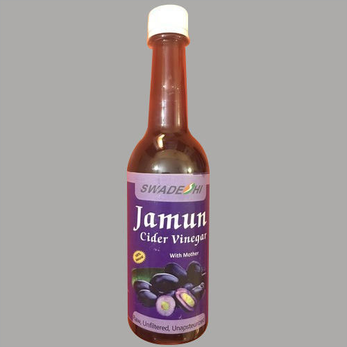 Jamun Cider Vinegar with Mother