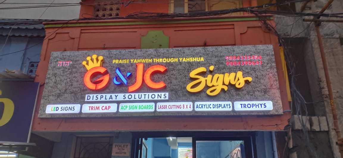 ACP 3D Signage