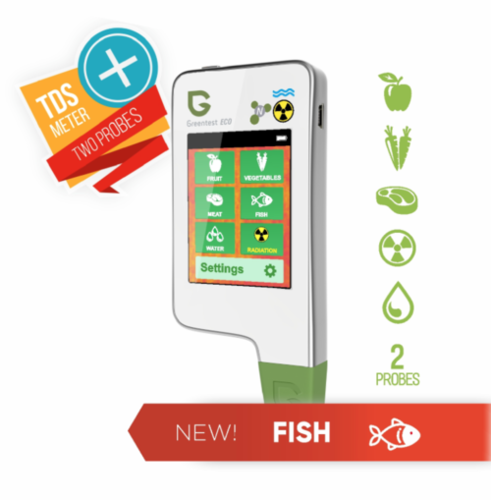 Greentest Digital Food Tester