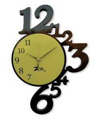 6 to 12 wall clock