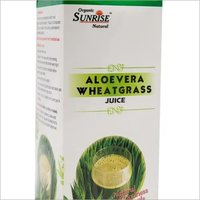Aloevera Wheat Grass Juice