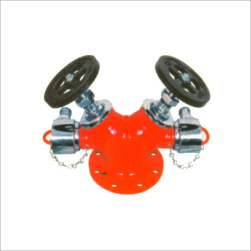 Double Outlet Hydrant Valves
