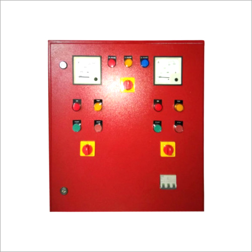 Automatic Booster Panel