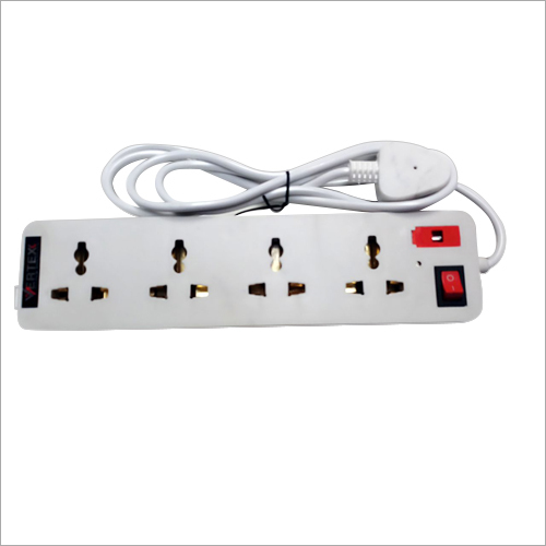 4+1 Power Strip Extension Cord