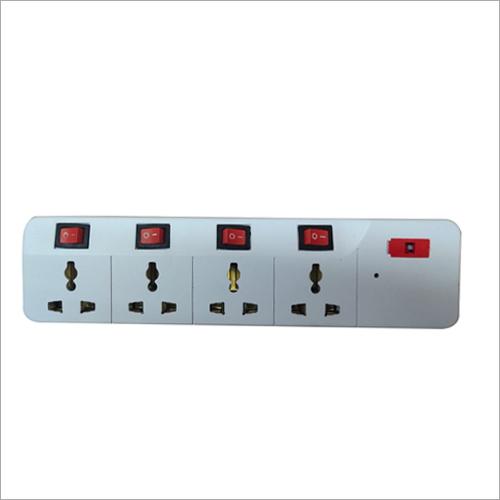 4+4 Power Strip Cord