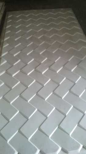 Embossed 3D Pvc Wall Panel