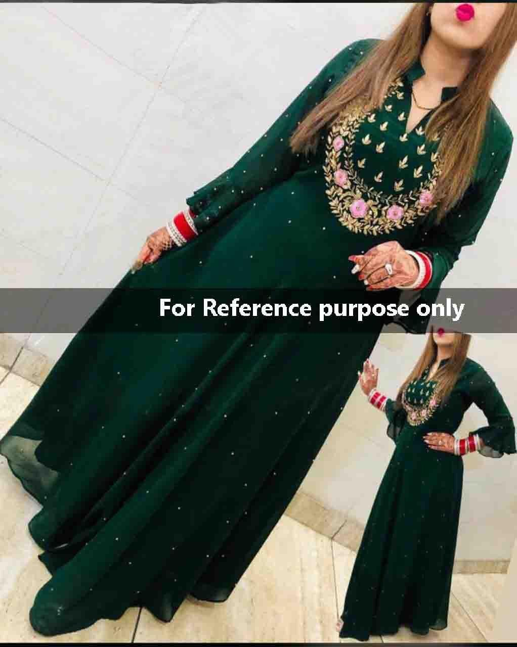 Fancy long kurti