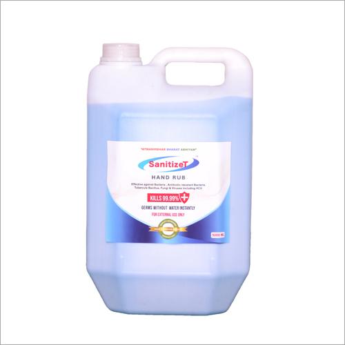 5000 ML Liquid Hand Rub
