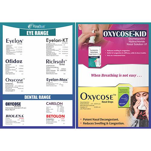 Dental & Eye Products