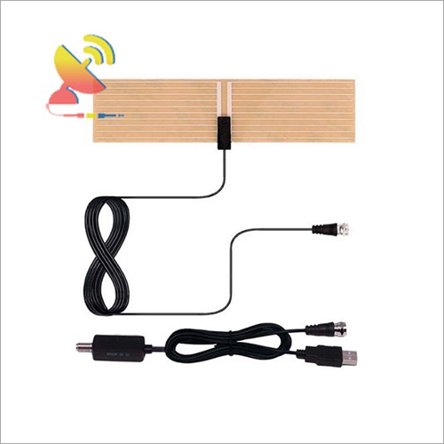 Compact HDTV Digital Indoor TV Antenna