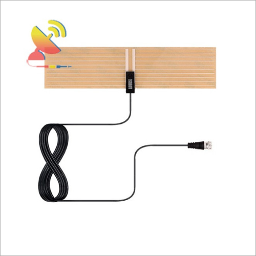 Compact Digital HDTV Amplified TV Antenna