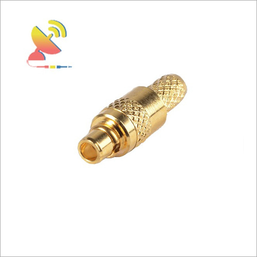 MMCX Coaxial Cable Connector