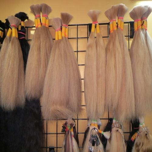 INTERNATIONAL BEAUTY SHOW HUMAN HAIR SELLER