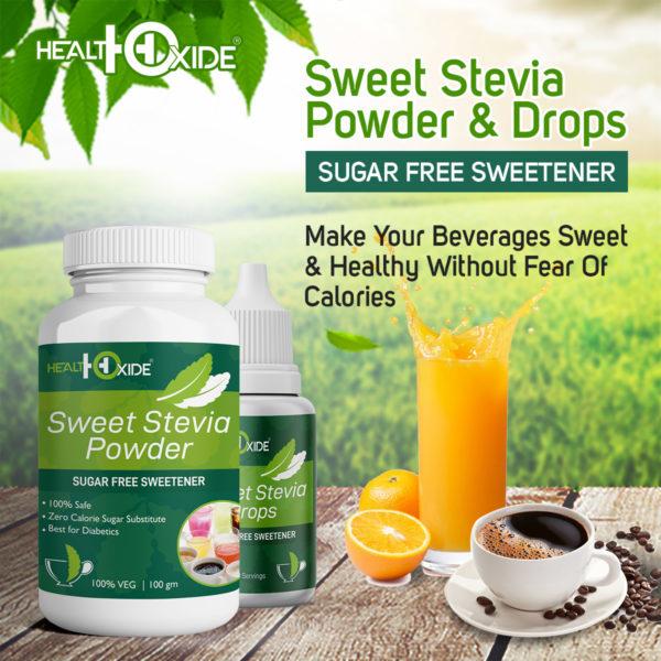 Stevia Drops
