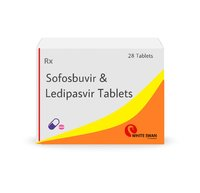 Sofosbuvir and Ledipasvir tablets