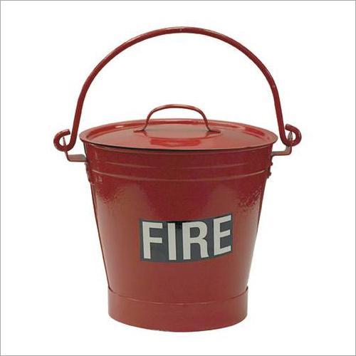 Galvanized Fire Buckets