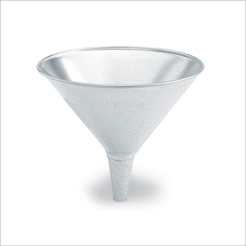 1.9 Ltr Galvanized Funnel