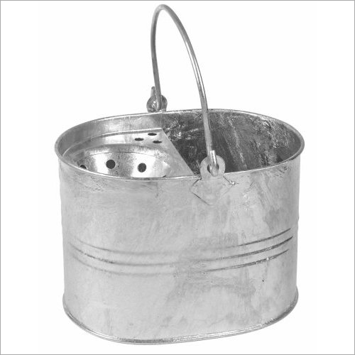 Galvanized Mop Bucket Can