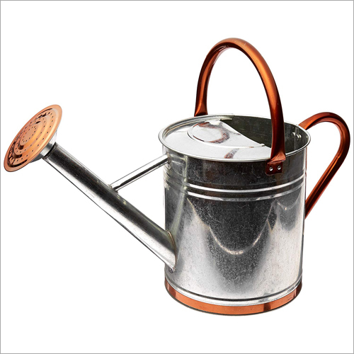 Traditional Galvanized Watering Can