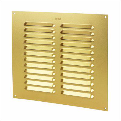 229X229 MM Galvanized Gold Vent